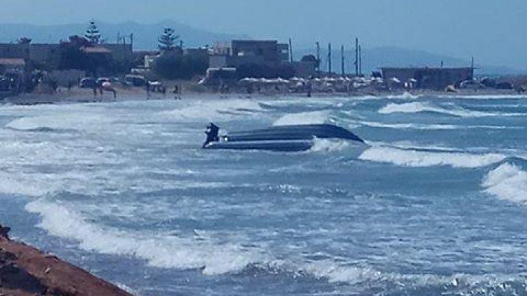 10χρονος παρασύρθηκε από τα κύματα στην Κρήτη – Ο πατέρας του έσπευσε να τον βοηθήσει και παρασύρθηκε κι αυτός