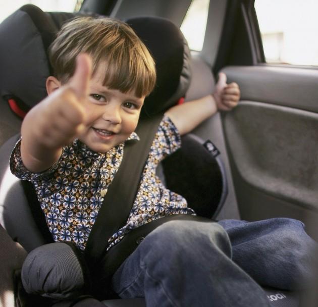 Προσοχή! Αυτό το παιδικό κάθισμα αυτοκινήτου ανακαλείται από την αγορά λόγω κινδύνου