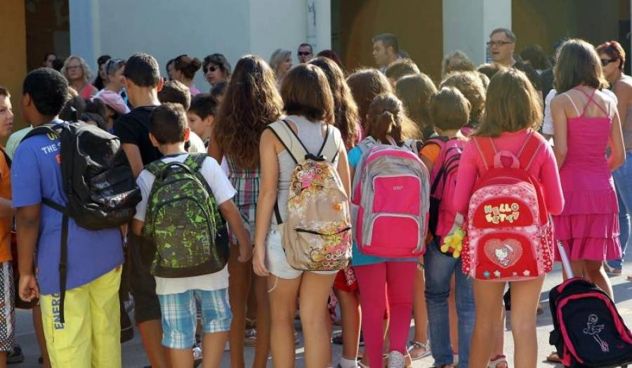 2019-2020: Πρώτο κουδούνι σήμερα για 1,5 εκατ. μαθητές – «Στηρίζουμε τους ακρίτες» το μήνυμα της Nίκη Κεραμέως
