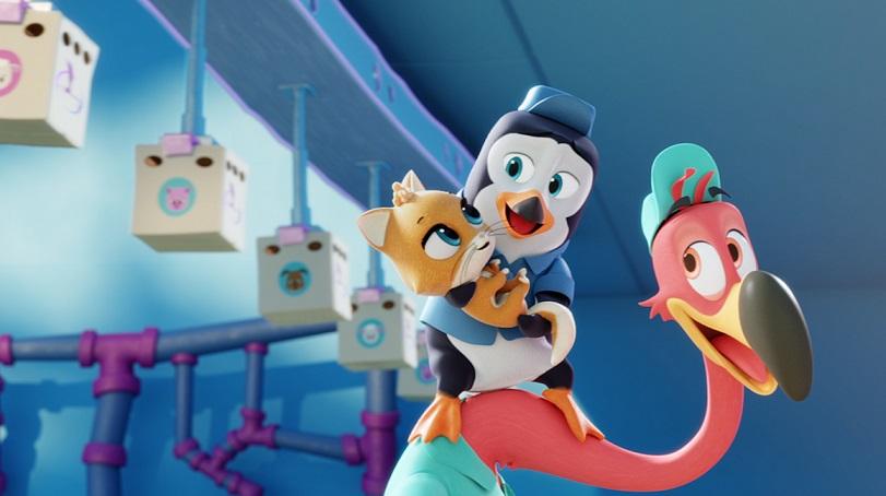 """Τ.Ο.Τ.Σ : Η νέα σειρά κινουμένων σχεδίων του Disney Junior θα σας κάνει να αναφωνήσετε """"ΑΧΟΥ ΤΟ!!!"""""""