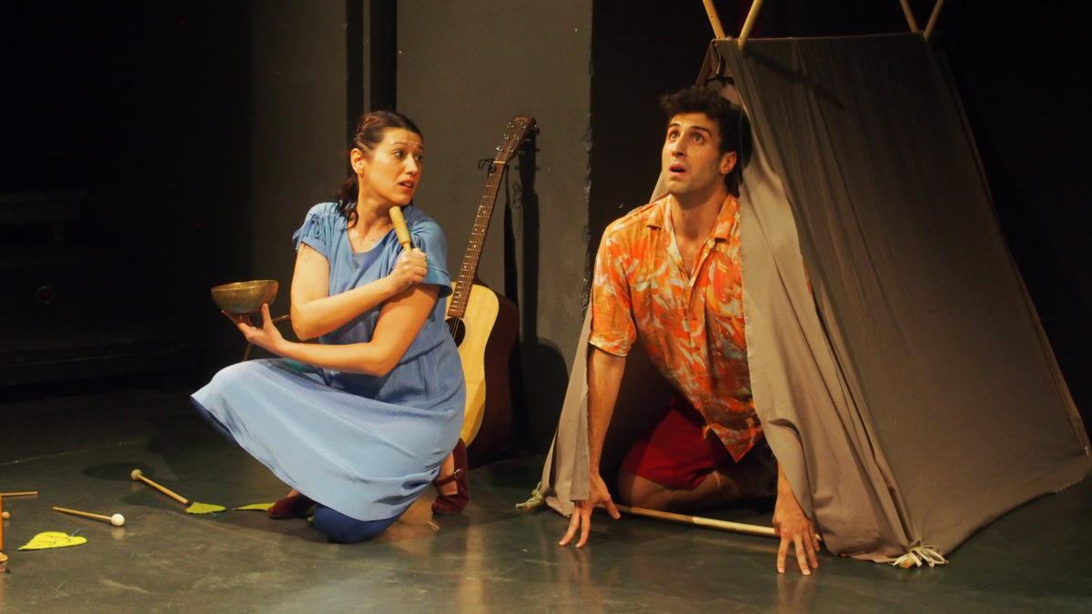 «Κάτι σαν κήπος»: Η αγαπημένη παράσταση για βρέφη και μικρά παιδιά για 3η χρονιά στο Studio Μαυρομιχάλη (από 12/10)