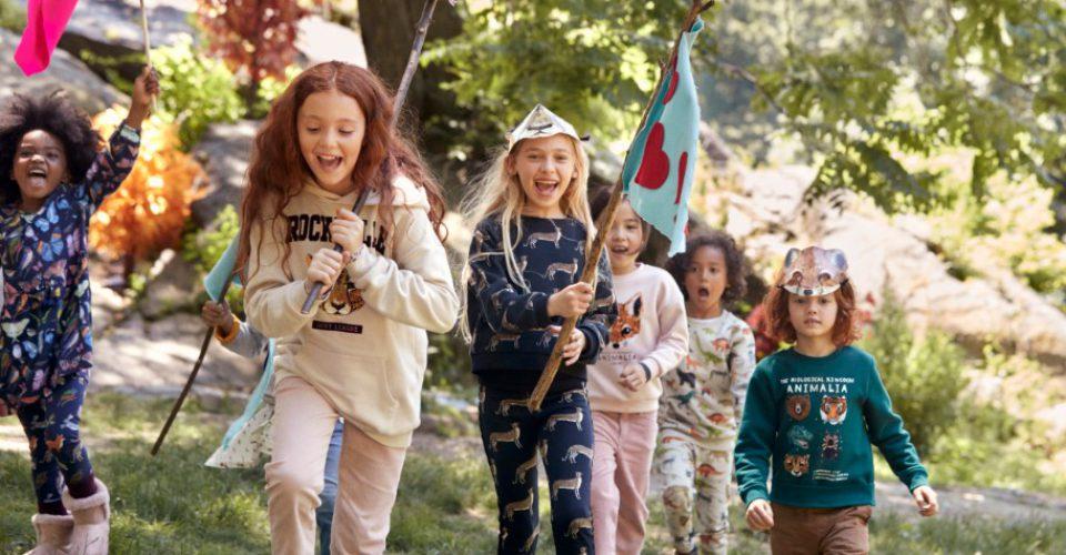 Η νέα παιδική συλλογή της H&M σε συνεργασία με την Kelzuki αποθεώνει την φύση με πρωτότυπα σχέδια!