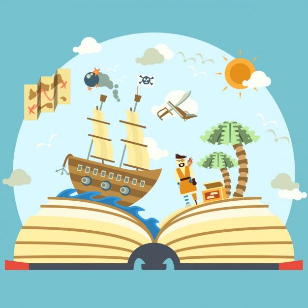 """""""Κουρσάροι της περιπέτειας"""": Η ιστορία συναντά τη λογοτεχνία σε μια νέα συναρπαστική σειρά παιδικών βιβλίων"""