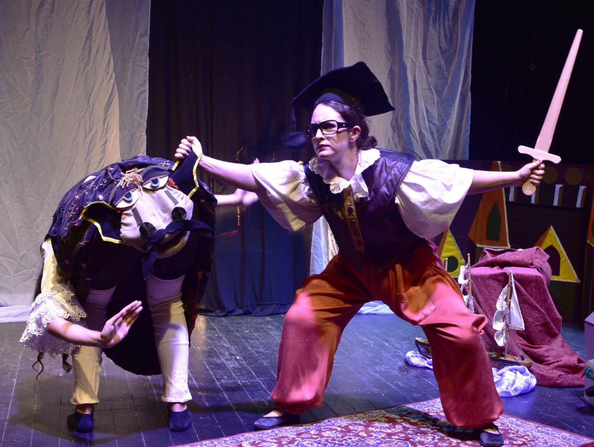 «Παιδιά με δικαιώματα, μεγάλα κατορθώματα»: Μια παράσταση που πρέπει να δουν όλα τα παιδιά στο Θέατρο Αερόπλοιο (από 20/10)