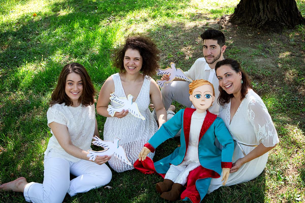 Οι μικροί θεατρόφιλοι θα γνωρίσουν την υπέροχη ιστορία του «Μικρού Πρίγκιπα» στο Θέατρο Altera Pars (από 13/10)