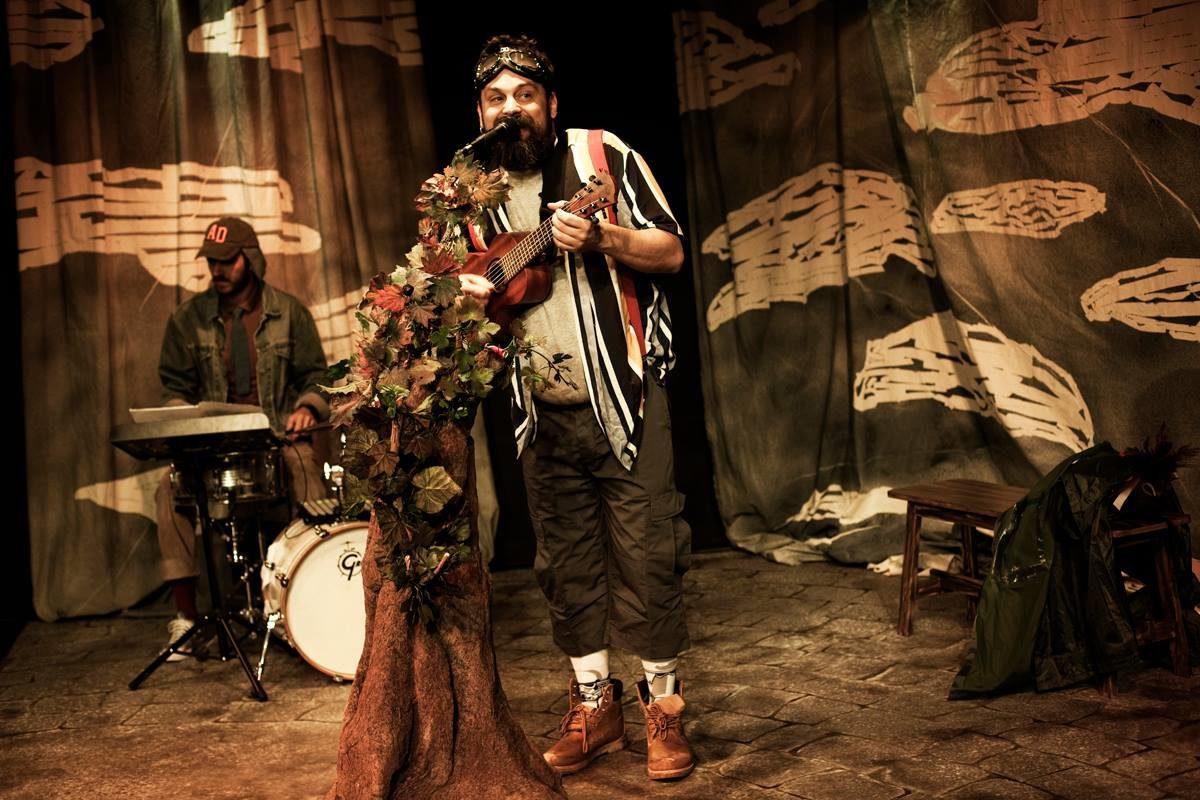 Κερδίστε 3 διπλές προσκλήσεις για την παράσταση «Το φανταστικό χωριό» στο Θέατρο 104 (20/10)