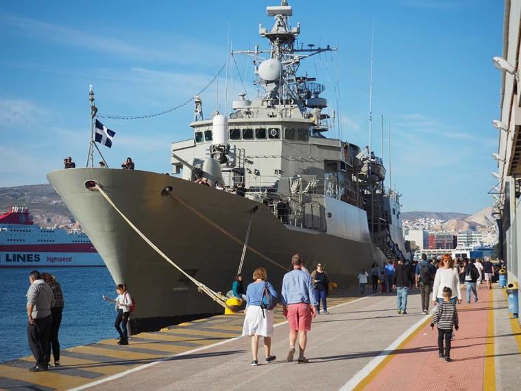 28η Οκτωβρίου 2019: Επισκεφθείτε παρέα με τα παιδιά σας τα πλοία του Πολεμικού Ναυτικού (από 25/10)