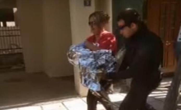 Θεσσαλονίκη: Σοκάρουν οι μαρτυρίες για το μωρό που βρέθηκε εγκαταλελειμμένο έξω από πολυκατοικία