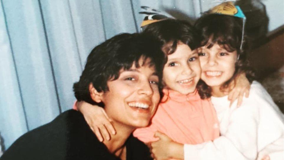 Πόπη Τσαπανίδου: Η συγκινητική ανάρτηση για τα γενέθλια που έχουν οι δίδυμες κόρες της