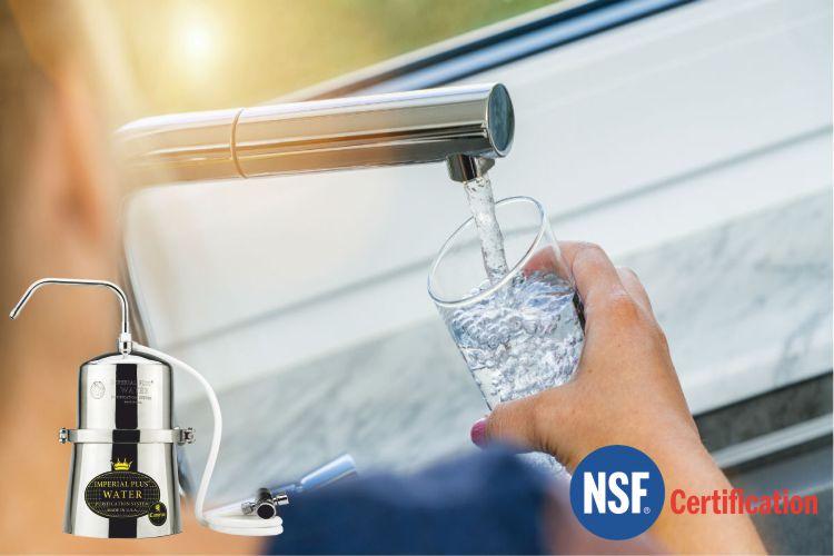 Γιατί να επιλέξετε πιστοποιημένα φίλτρα νερού για εσάς και την οικογένειά σας;
