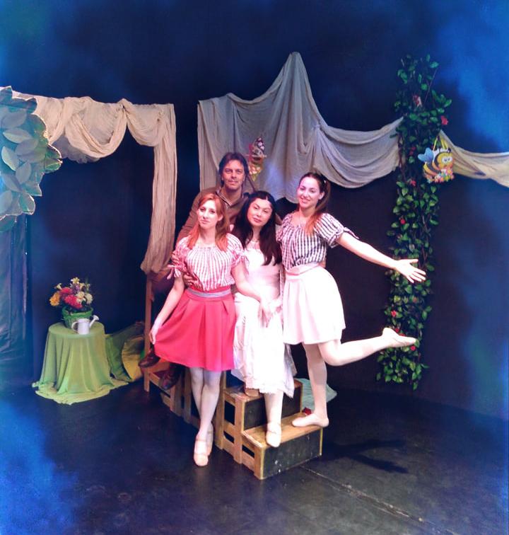 Το Περιβόλι της Χαράς και της Λύπης του Θανάση Σάλτα στο Θέατρο της Ημέρας (από 9/11)