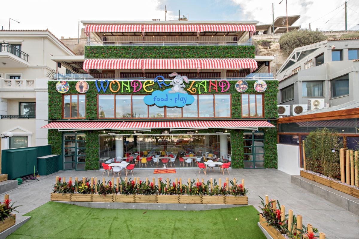 Wonderland: Και ο Πειραιάς ζει πλέον το παραμύθι του