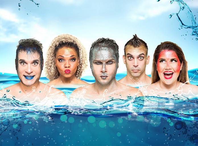 """Κερδίστε 5 διπλές προσκλήσεις για την παράσταση """"Ψαρόσουπα – Βουτιά στη Βυθούπολη"""" στο Θέατρο Παλλάς (10/11)"""