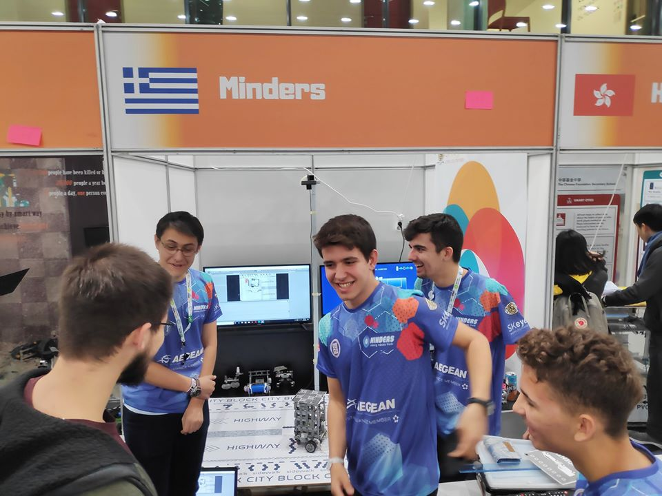 Ολυμπιάδα Εκπ. Ρομποτικής: Έλληνες μαθητές κατέκτησαν αργυρά μετάλλια στην Ουγγαρία