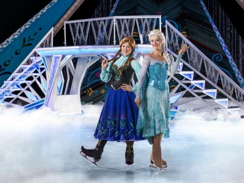 Κερδίστε 5 διπλές προσκλήσεις για το υπερθέαμα Frozen του Disney On Ice στο Γήπεδο Tae Kwon Do (20/11)