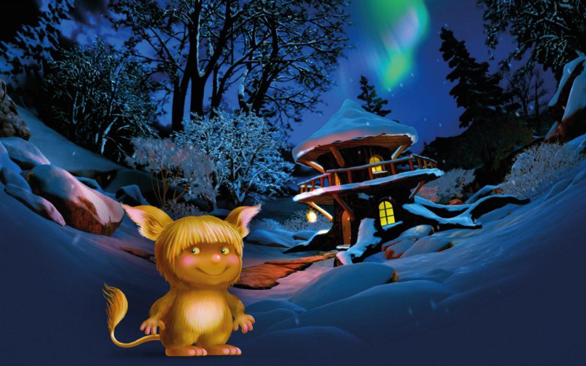«Κρούμκα: μια χειμωνιάτικη ιστορία»: Η νέα παιδική ψηφιακή παράσταση με άρωμα Χριστουγέννων στο Νέο Ψηφιακό Πλανητάριο