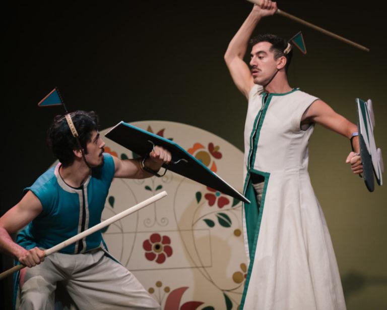 Κερδίστε 3 διπλές προσκλήσεις για την παράσταση «Ερωτόκριτος» στο Γυάλινο Μουσικό Θέατρο (24/11)