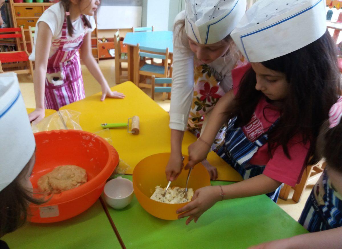 Γιατί η μαγειρική πρέπει να ενσωματωθεί ως δραστηριότητα στο σχολείο