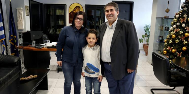 Πέλλα: 8χρονο Ελληνόπουλο με δείκτη νοημοσύνης 140, αριστεύει στα Μαθηματικά και φεύγει για Γερμανία