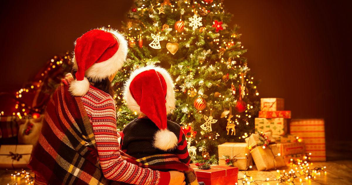 Το πνεύμα των Χριστουγέννων είναι όσα μοιράζεσαι με αυτούς που αγαπάς