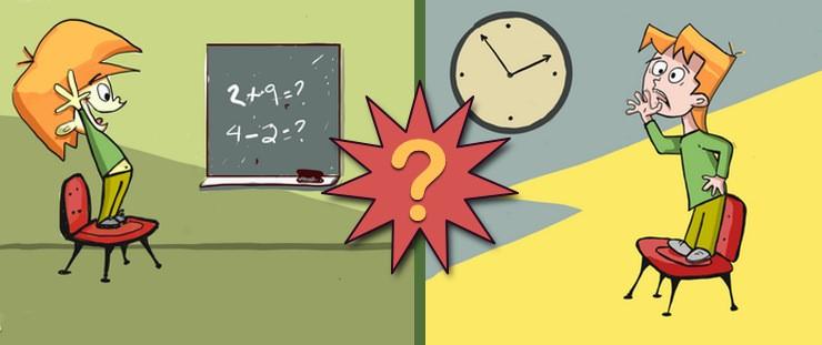 Πώς συνδέεται η ΔΕΠΥ με το Άγχος; Τι μπορούν να κάνουν οι γονείς;