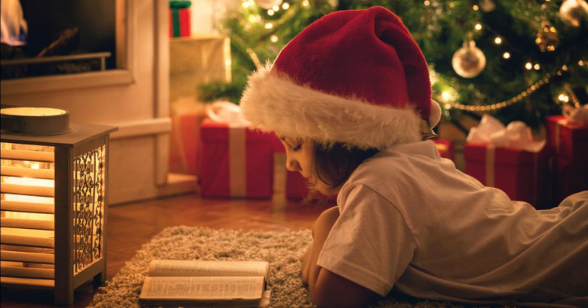 5 υπέροχα βιβλία για να κάνετε δώρο στα παιδιά τα φετινά Χριστούγεννα
