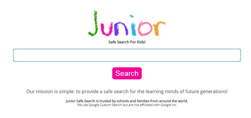Junior Safe Search: Η Google παρουσιάζει τη δική της μηχανή αναζήτησης για παιδιά!