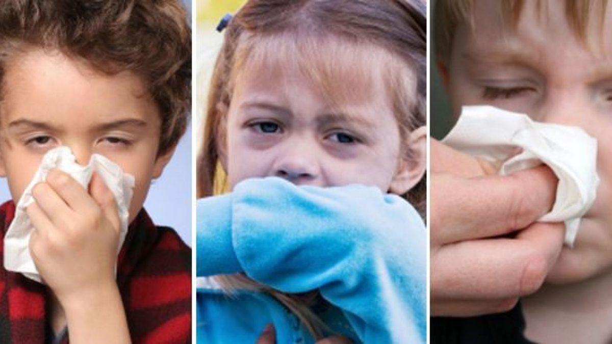 «Έχουμε επιδημίες ιογενών νόσων. Μην το παρακάνετε με τα αντιπυρετικά»: Ο παιδίατρος προειδοποιεί