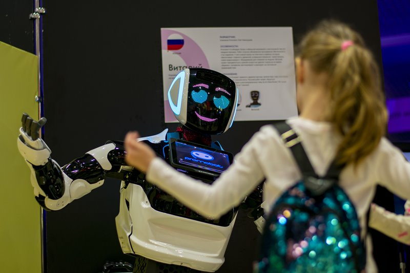 City of Robots: Η μεγαλύτερη έκθεση ρομποτικής στην Ευρώπη έρχεται στον Ελληνικό Κόσμο