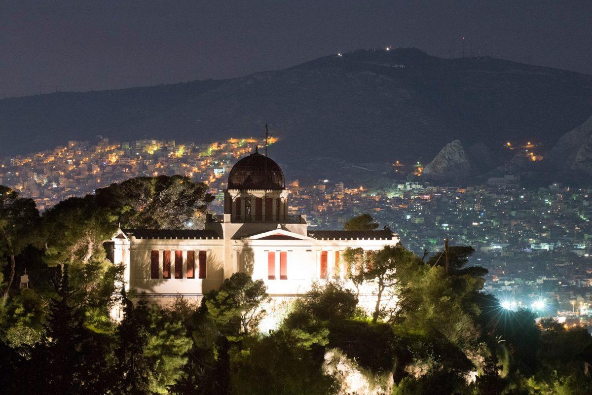 Μην το χάσετε! Το Κέντρο Επισκεπτών Θησείου έχει γενέθλια και το γιορτάζει με δωρεάν αστροβραδιά (30/1)