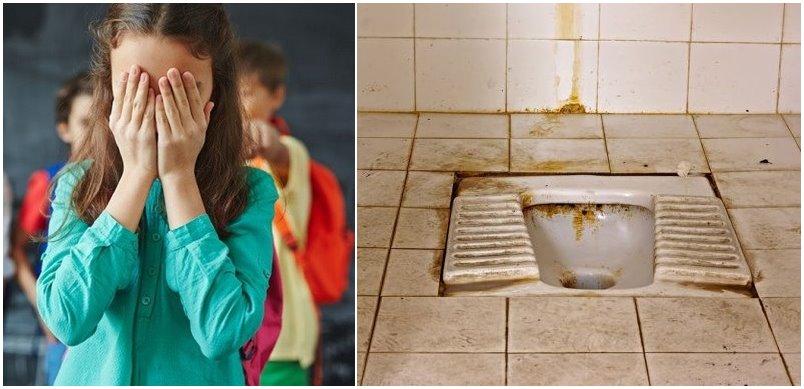 Απίστευτο περιστατικό bullying σε ελληνικό σχολείο – Ανάγκασαν συμμαθήτριά τους να γλείψει τούρκικη τουαλέτα