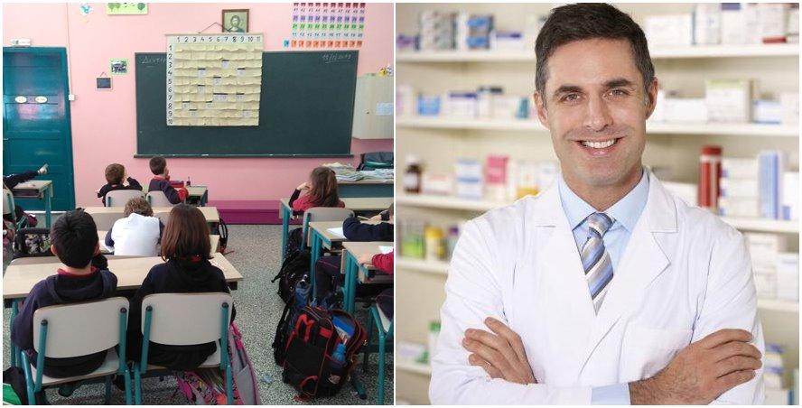 Προσεχώς στα σχολεία φαρμακοποιοί – Τι θα διδάξουν στους μαθητές