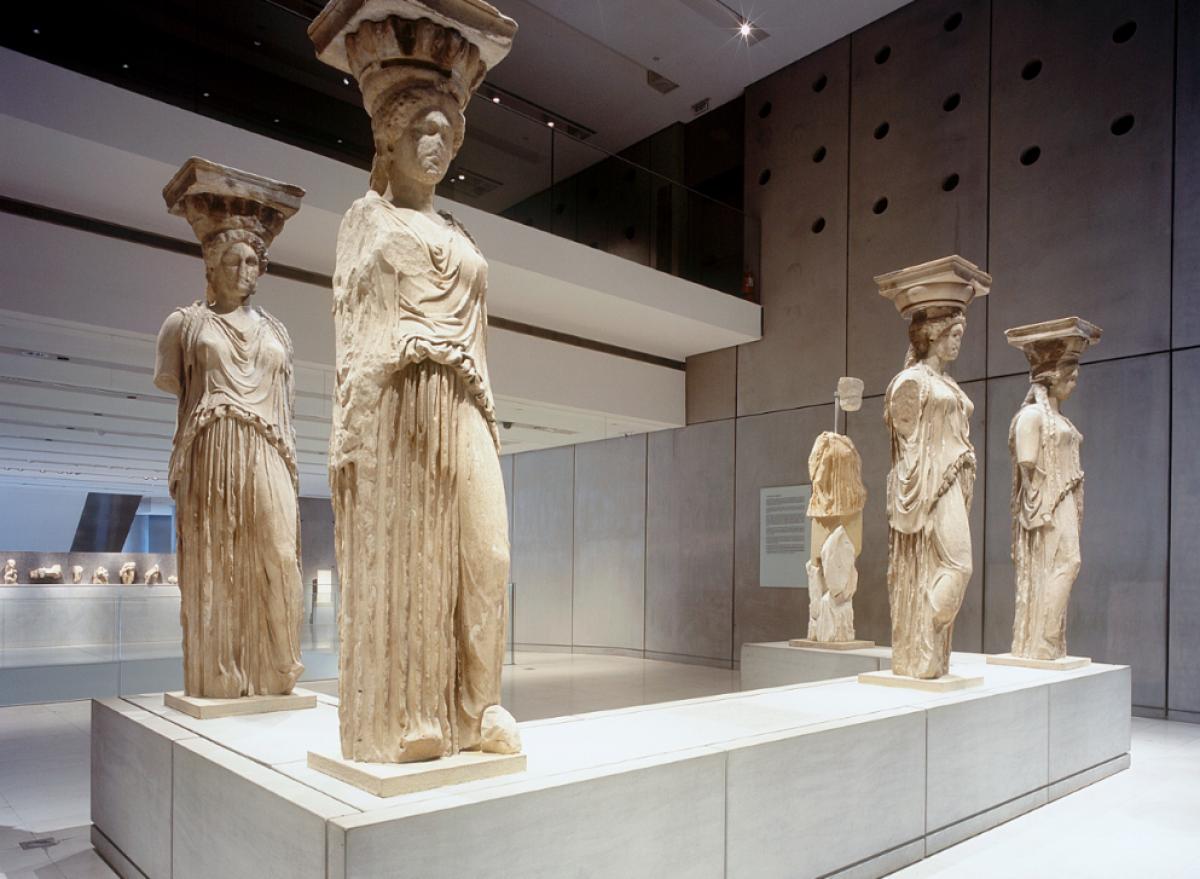 Με ελεύθερη είσοδο το Μουσείο Ακρόπολης την Παρασκευή 6 Μαρτίου