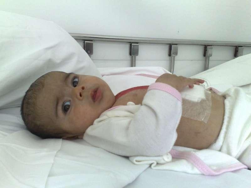 Ομoσπονδ. Νοσοκ. Γιατρών:  Έκκληση να χειρουργηθεί άμεσα μωρό προσφυγόπουλο που δεν έχει ΑΜΚΑ