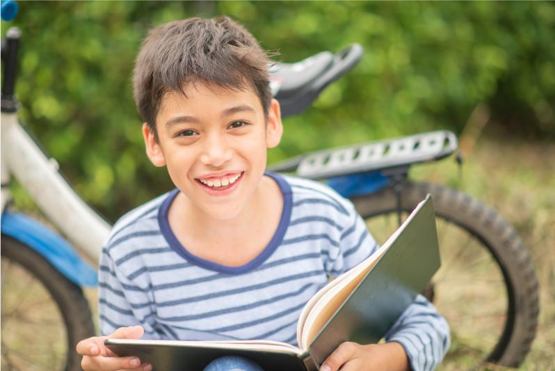 Τα 5 υπέροχα χαρίσματα του παιδιού με δυσλεξία