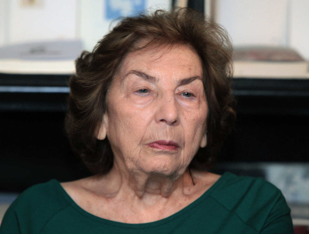 Πέθανε η Άλκη Ζέη – Η ελληνική παιδική λογοτεχνία πενθεί την ιέρειά της