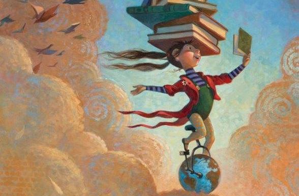 Αυτά είναι τα 3 ελληνικά παιδικά βιβλία που μπήκαν στην παγκόσμια λίστα καλύτερων βιβλίων για το 2020