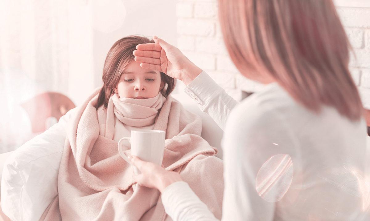 Ο παιδίατρος εξηγεί: Αυτά είναι τα 3 ξεκάθαρα συμπτώματα ότι το παιδί σου έχει γρίπη