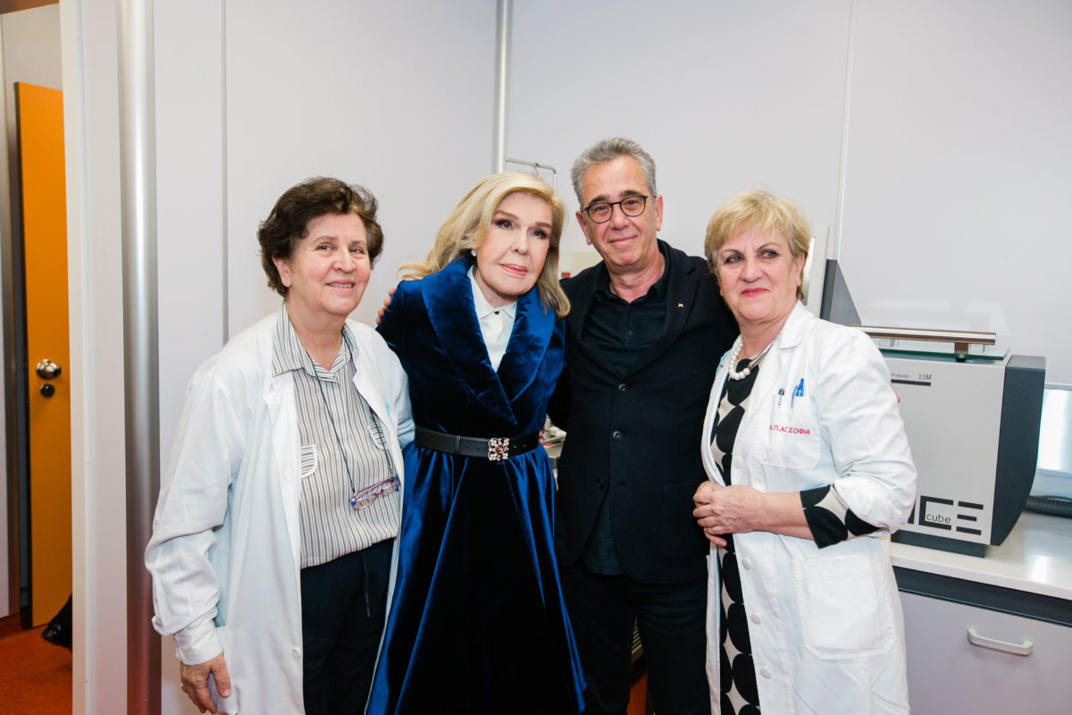 Εγκαίνια του πρώτου Κέντρου Κυτταρικής και Γονιδιακής Θεραπείας για παιδιά και Εφήβους στην Ελλάδα