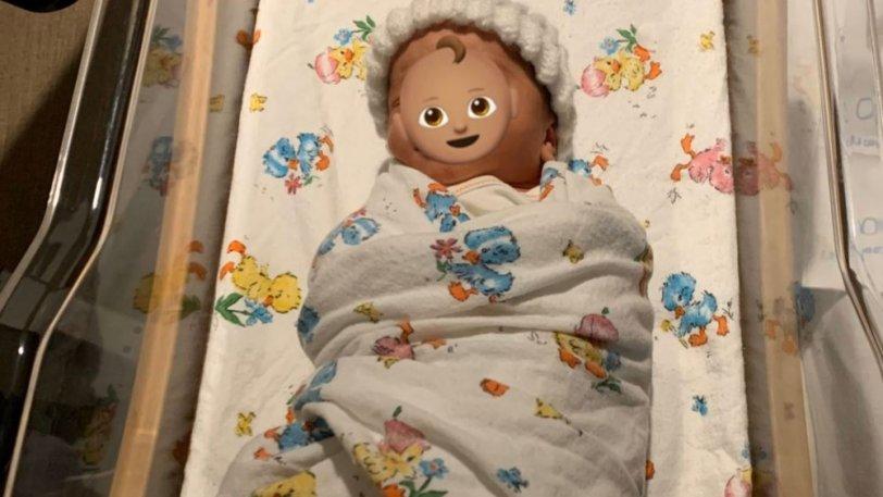 Ο Γιάννης Αντετοκούνμπο έγινε μπαμπάς – Η πρώτη φωτό του μωρού