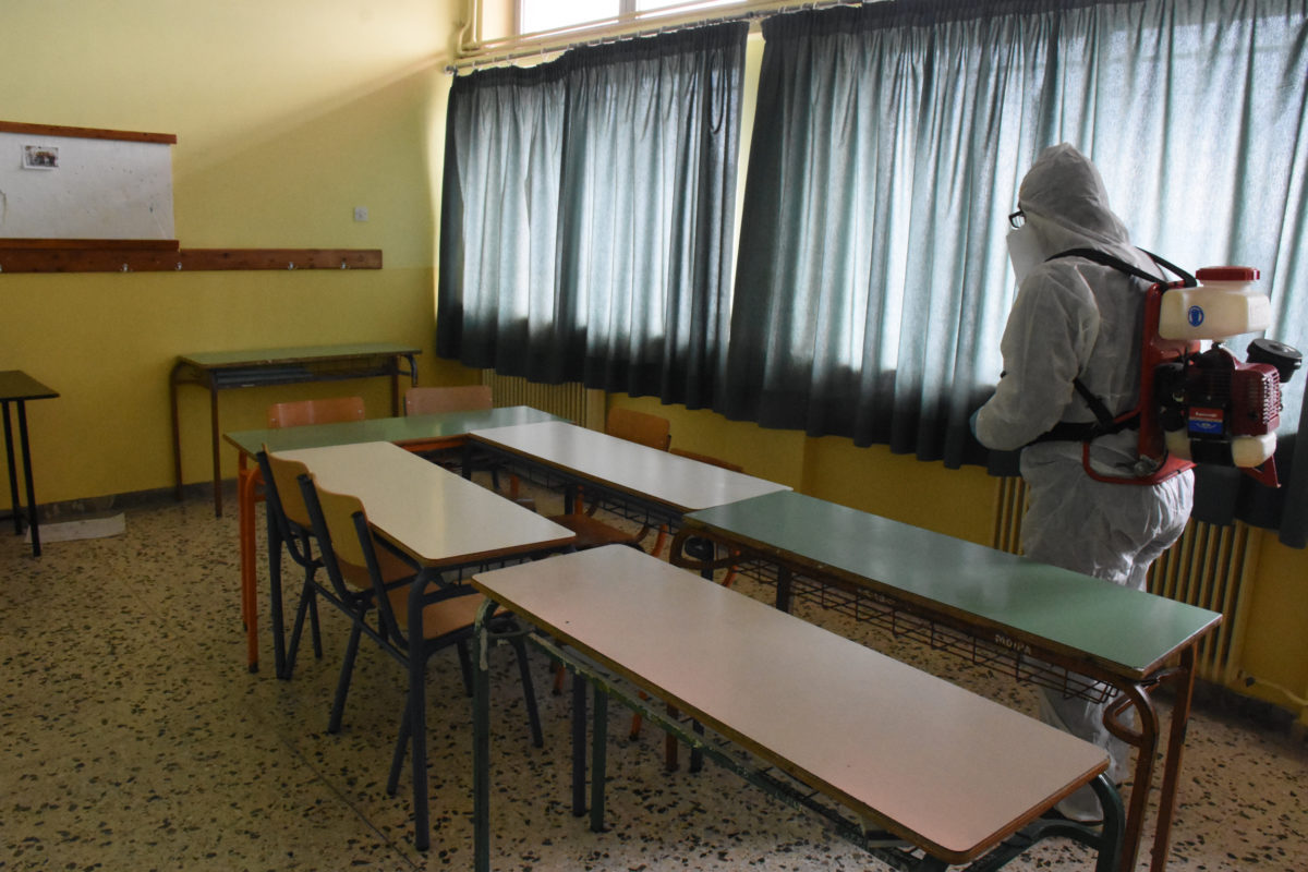 Δ. Ραφήνας -Πικερμίου: Απολυμάνσεις στα σχολεία – Ποια θα μείνουν κλειστά μέχρι τις 6 Μαρτίου
