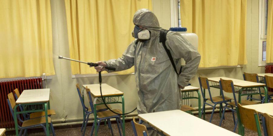 Δ. Κορυδαλλού: Απολύμανση σχολείων την Παρασκευή 6 Μαρτίου – Θα σχολάσουν νωρίτερα οι μαθητές