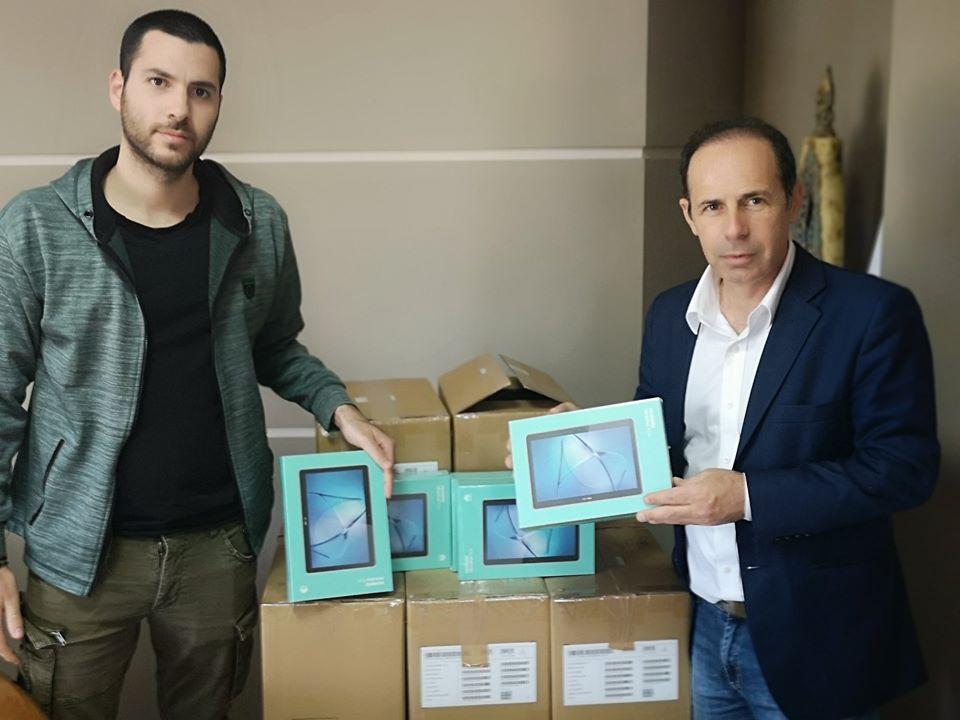 Δ. Ραφήνας – Πικερμίου: Θα δώσει 200 tablet στους μαθητές για την εξ αποστάσεως διδασκαλία