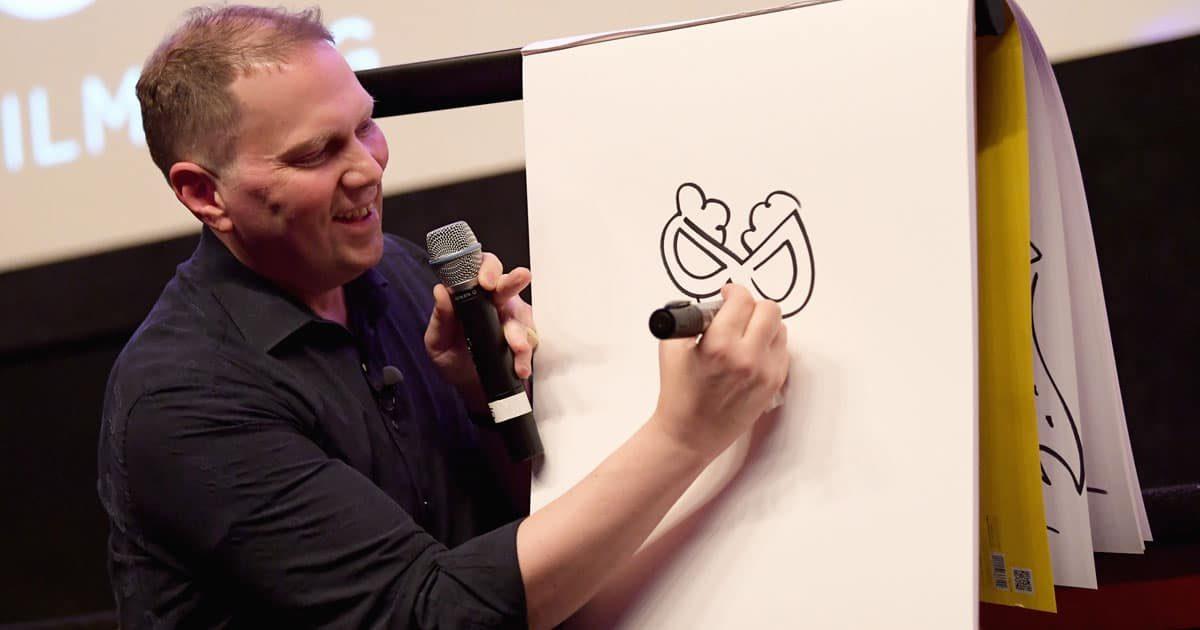 Ο δημιουργός του «Καπετάν Βράκα» προσφέρει online μαθήματα ζωγραφικής για παιδιά!