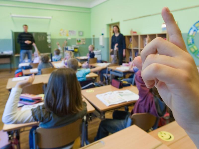 """Γεραπετρίτης: """"Το άνοιγμα των σχολείων θα γίνει με τελευταία τα Δημοτικά, που εκεί υπάρχει ένα θέμα »"""