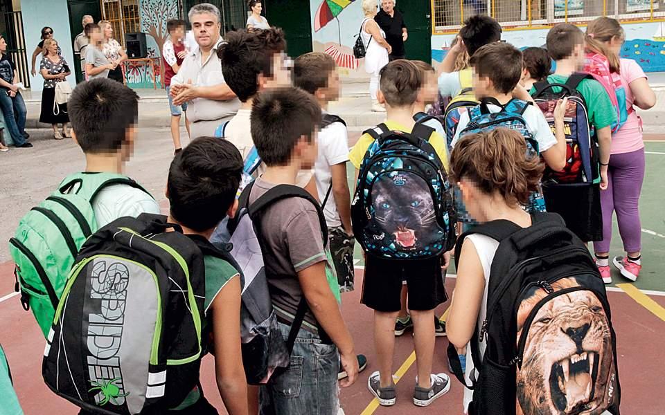 Για ποιο λόγο τελικά θέλουν ανοιχτά τα σχολεία;