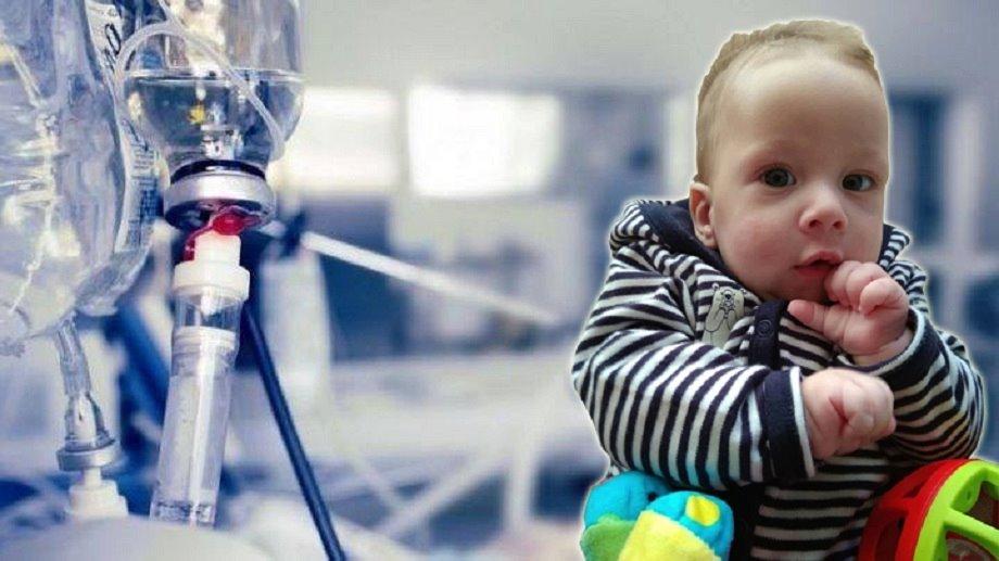 Έκκληση στον Υπουργό Υγείας – Βοηθήστε τον 10 μηνών Ηλία Στυλιανό που πάσχει από νωτιαία μυϊκή ατροφία