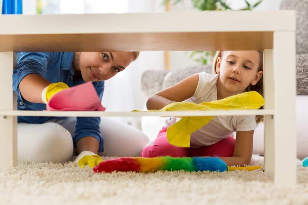 Τι πειράζει αν τα παιδιά φέτος αντί να μάθουν Μαθηματικά, μάθουν να καθαρίζουν και να είναι πιο υπεύθυνα στο σπίτι;