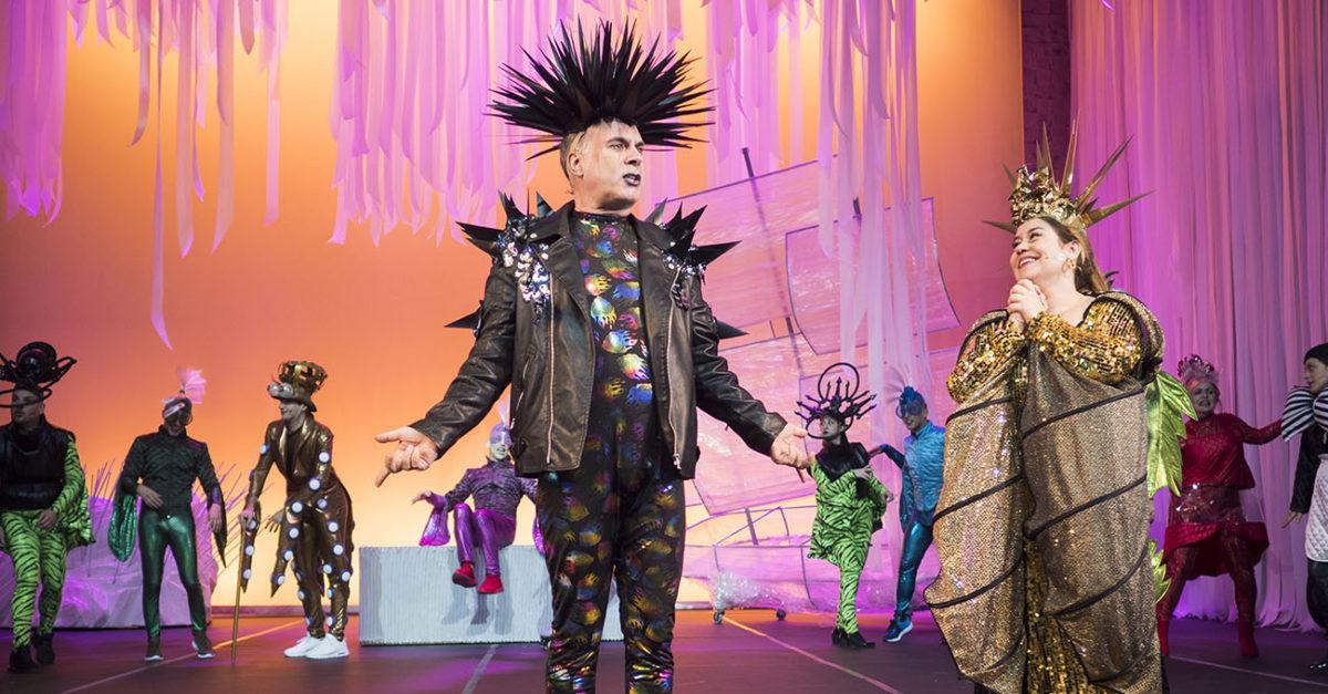 """""""Ψαρόσουπα – Βουτιά στη Bυθούπολη"""": Δείτε online την φετινή παράσταση του Θεάτρου Παλλάς"""