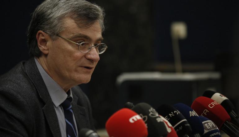 Τι δήλωσε ο καθηγητής Τσιόδρας για τα μέτρα προστασίας που θα ληφθούν στις Πανελλήνιες 2020
